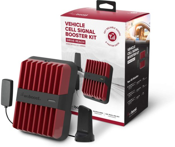 WeBoost Drive Reach Vehicle Cell Phone Signal Booster