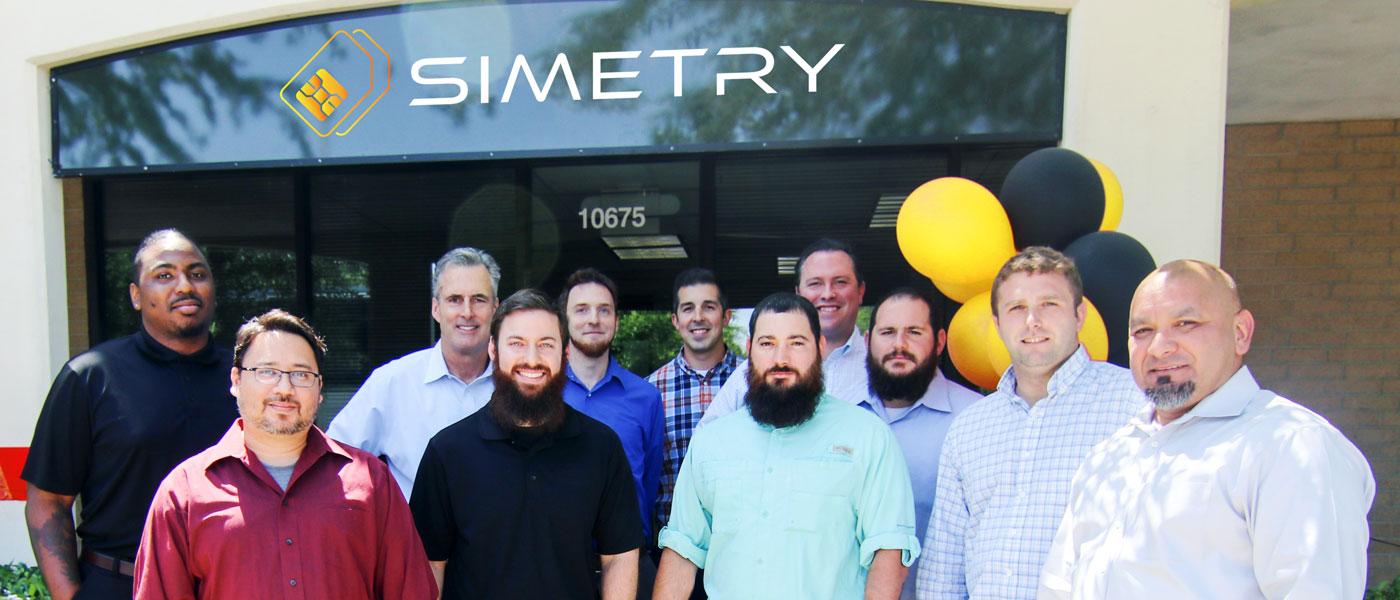 Employees of SIMETRY